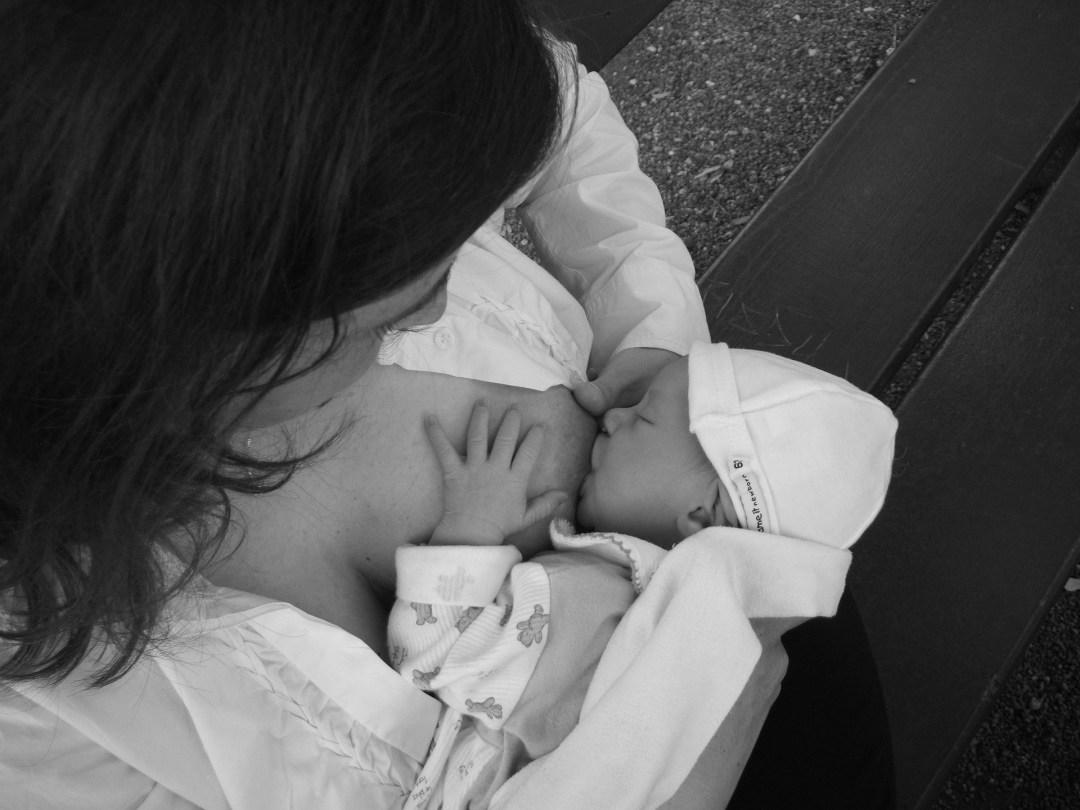 borstvoeding vs flesvoeding