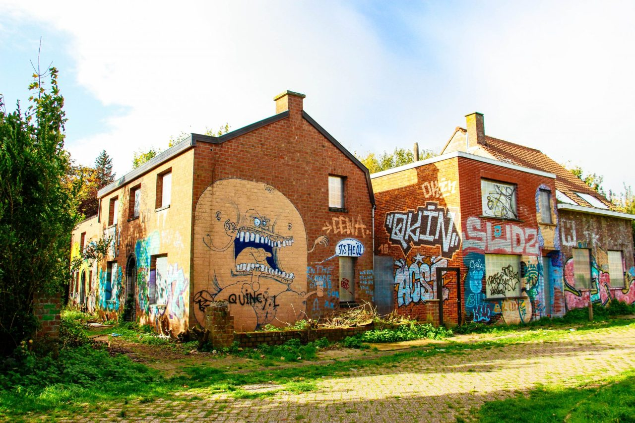 Doel street art
