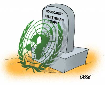 Karikatūros holokausto tema 08