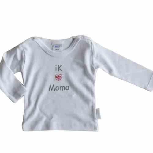 Longsleeve - Ik love mama