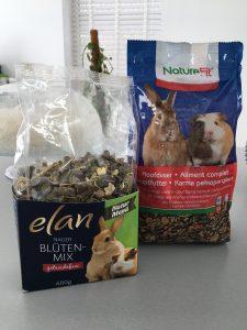 Knaagdierenvoer Cavia - Action Shoplog