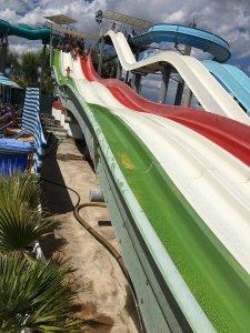 Acquapark Conte Sommatino Sicilië - Lievelye met kinderen op vakantie