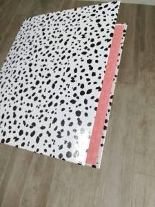Ringmap zwart wit vlekken - Action shoplog