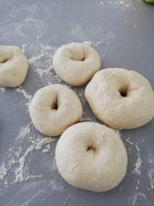 verse bagels zelf maken recept