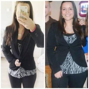 40 kilo afgevallen met cardio - LIEVELYNE