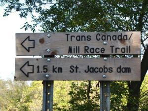 Trans Canada Trail in Waterloo Region!