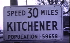 Wow: A Promotional Video For Kitchener… From The 1950s!