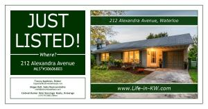 Just Listed! 212 Alexandra Avenue in Westmount!