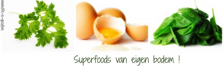 belgische superfoods
