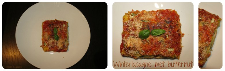 butternut lasagne