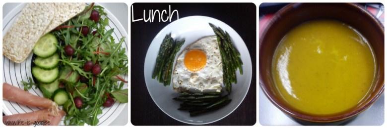 lunch week 6 7