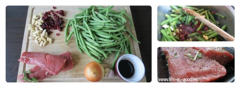 groene boontjes paleo lam