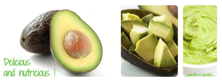 header avocado life is good