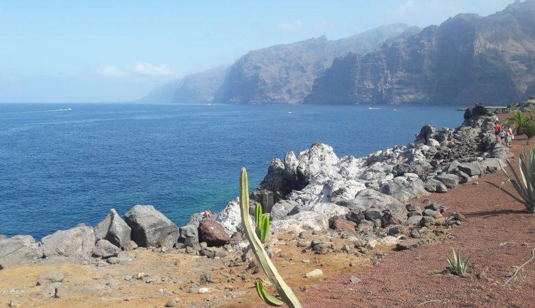 Tenerife: huwelijksreis