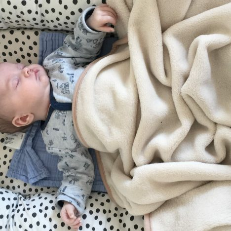 Babymassage: heerlijk ontspannen!