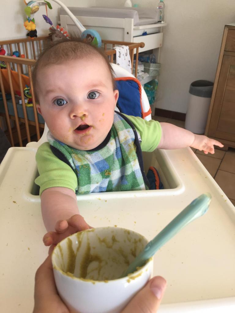 schisis en vaste voeding