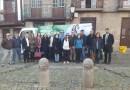 O projeto LIFE PAYT visitou o centro histórico de Guimarães
