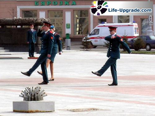 Belarus - Minsk - Eternal Flame