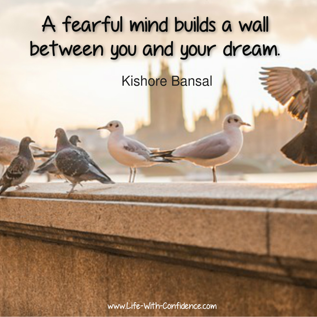 Is Fear Holding You Back Here S The Solution