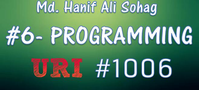 URI Online Judge Solution : 1006 Average 2 (Beginner Problem)
