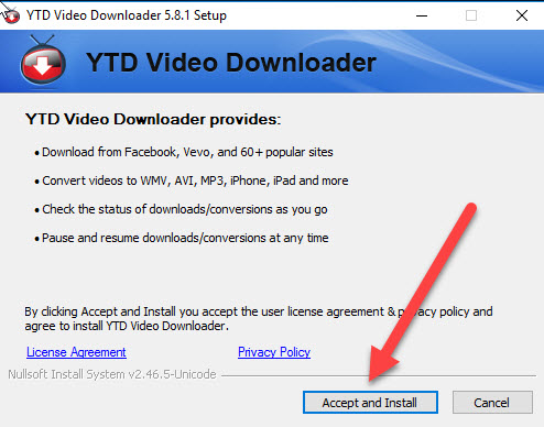 1-1 How to install YTD Video Downloader Full Version ! Easy!