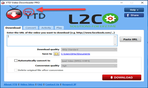 How to install YTD Video Downloader Full Version ! Easy!