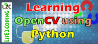 opencv-python-examples-life2cdoing- Blending of Images using OpenCV