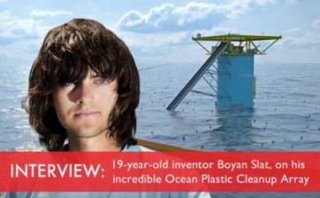 02-Ocean Cleanup Array That Could Remove Tons Of Plastic From the World's Oceans