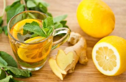 Detoxifying Teas