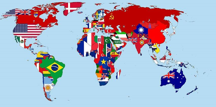 Countries Contribute The Most Good To The World