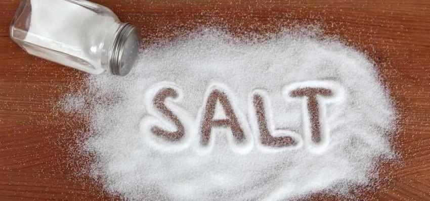Salt and sugar Food Additives