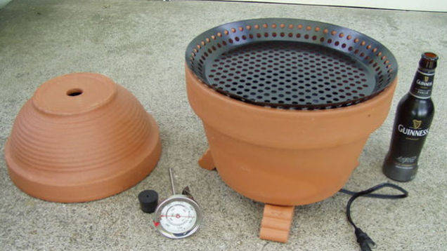 Create a DIY Smoker