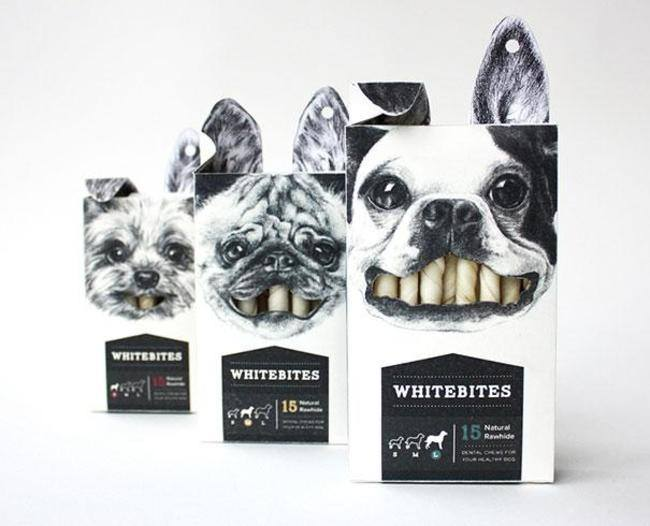 11-Dog Bones-Clever Product Packages