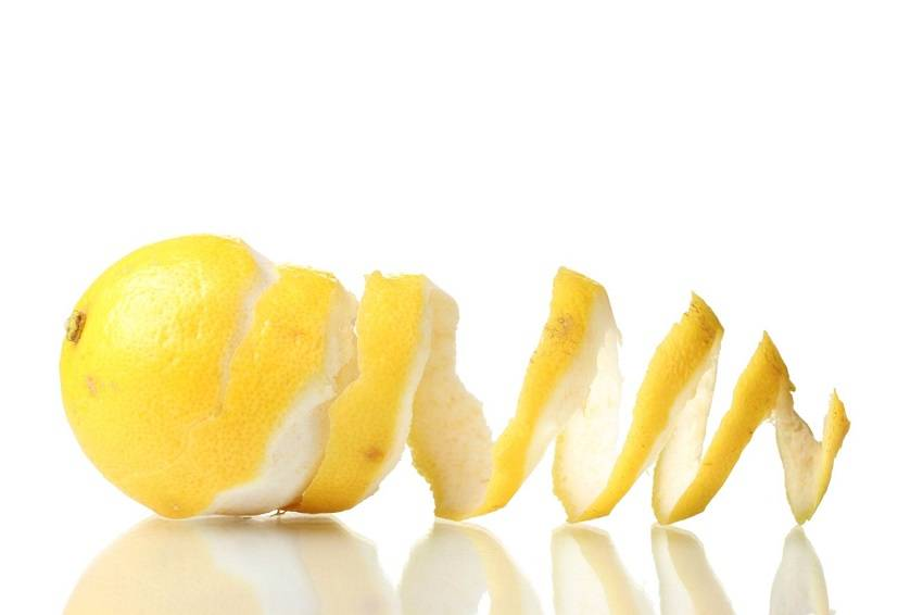 Lemon Peel Heals Joints