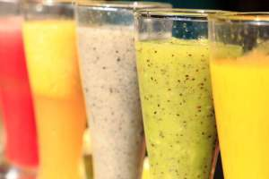 Top 5 ingredient to make perfect summer smoothies