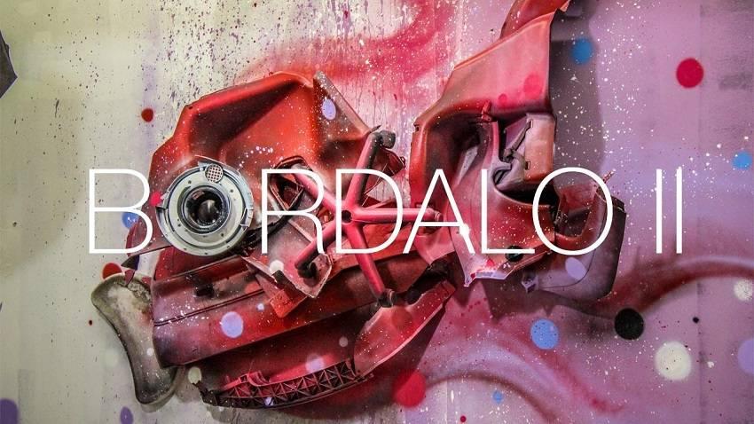 Bordalo II - Amazing Street Art Murals From Trash