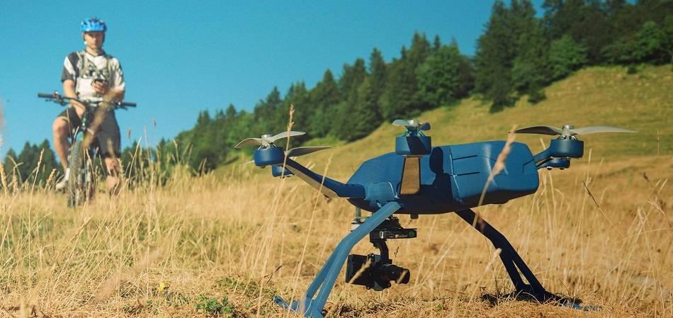 Hexo+ - Autonomous Flying Camera