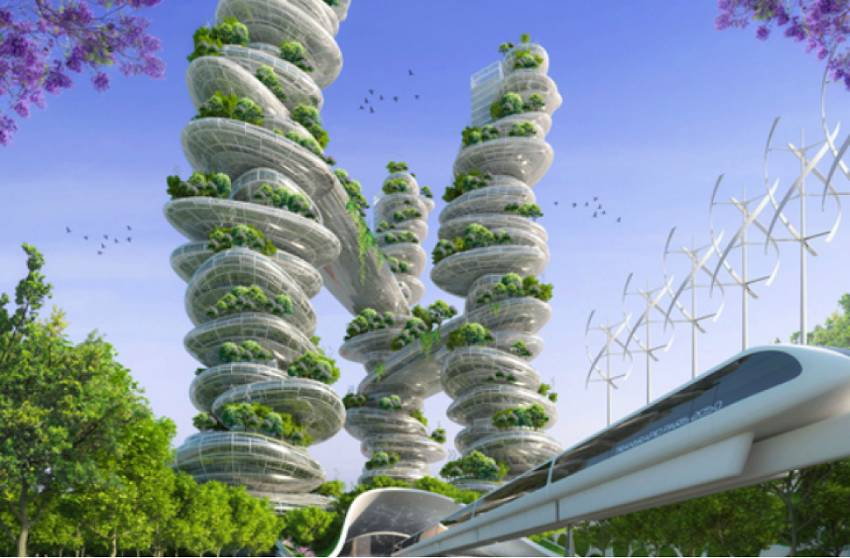 Vertical Farming is the Future of Food Production
