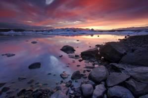 Sunsets Iceland