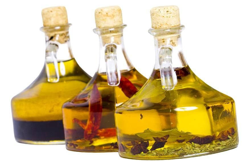 12. Infused oils