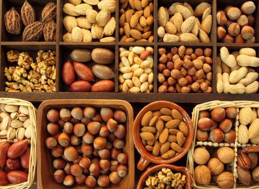 Best and Worst Nuts for Your Health