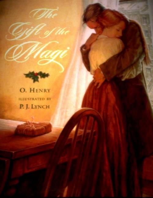 christmas books The Gift of The Magi Book