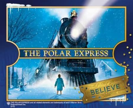 christmas books The Polar Express Book