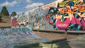 At Writerz Blok Graffiti is art