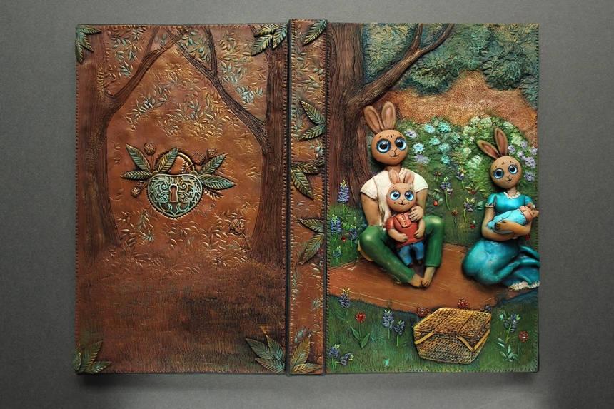 11-Kolesnikova 3D book covers