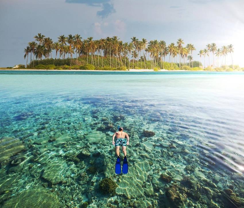 5. Destinations for Romantic Getaways Maldives