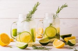 A non-toxic mason jar repellent