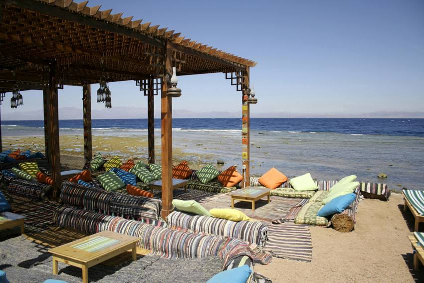 Dahab, Egypt, great tourist destinations