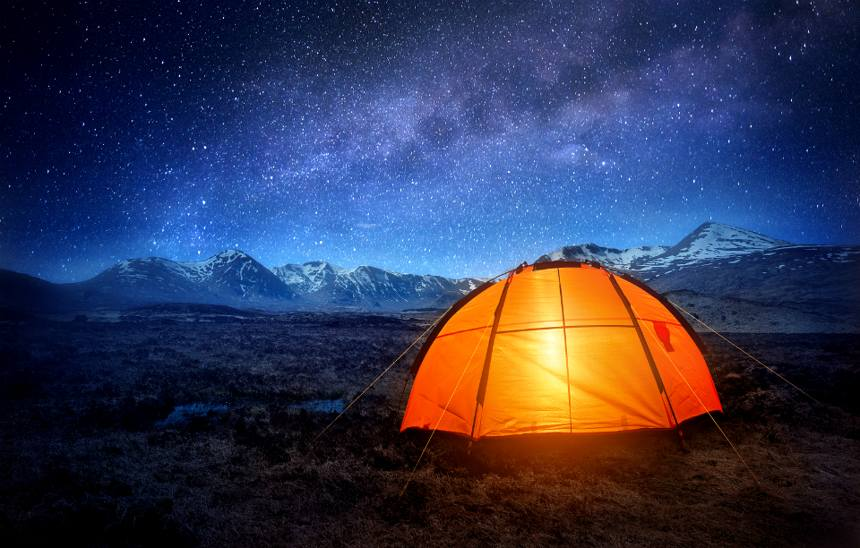 Items for Camping and Outdoor Activities