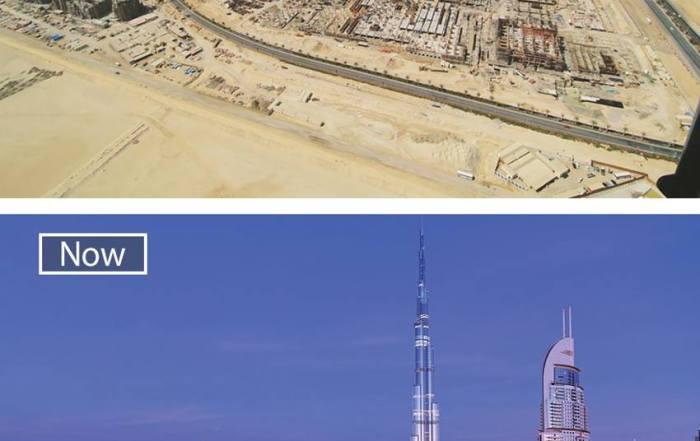 World's largest cities - Dubai